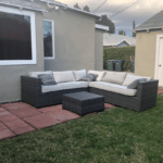 Host Family Backyard